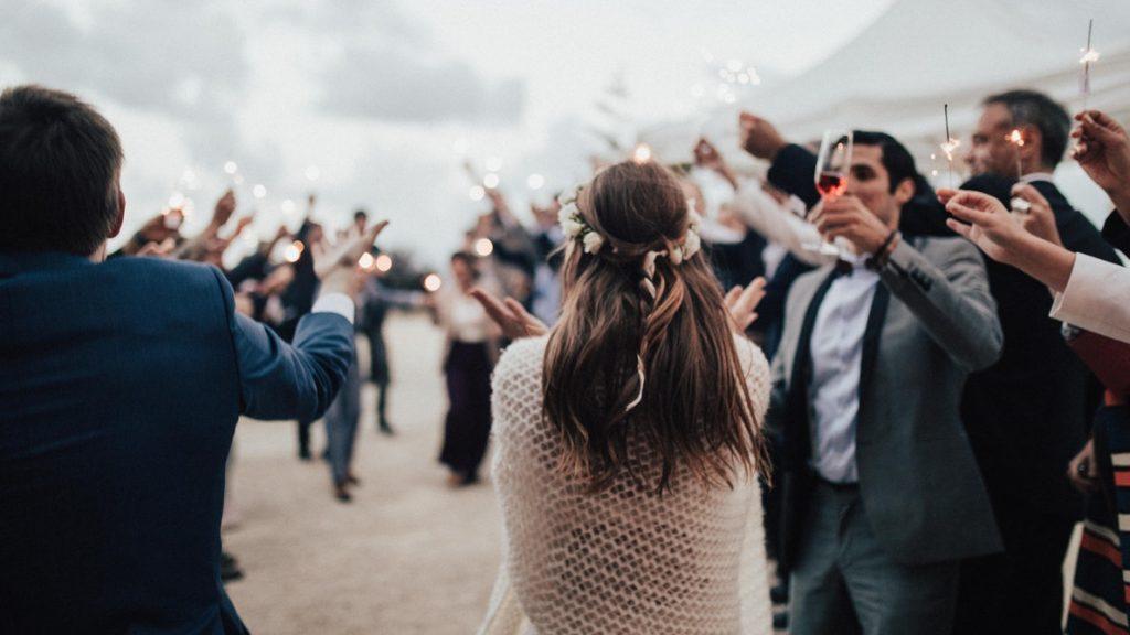 reglas de etiqueta de boda que no debes romper