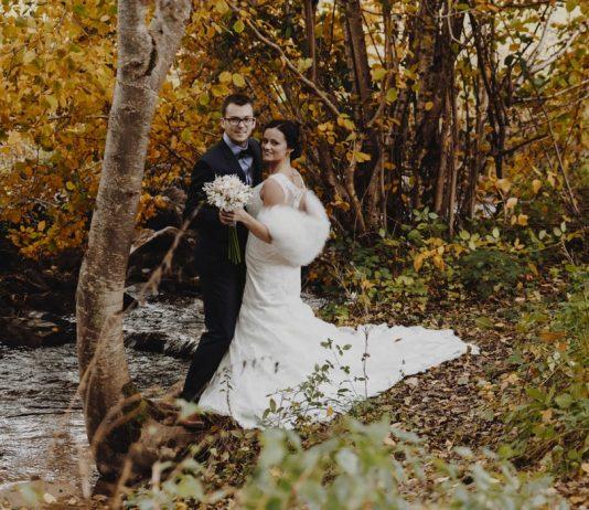 paletas de colores ideales para bodas de otoño