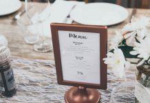 un menú de bodas que le guste a todos