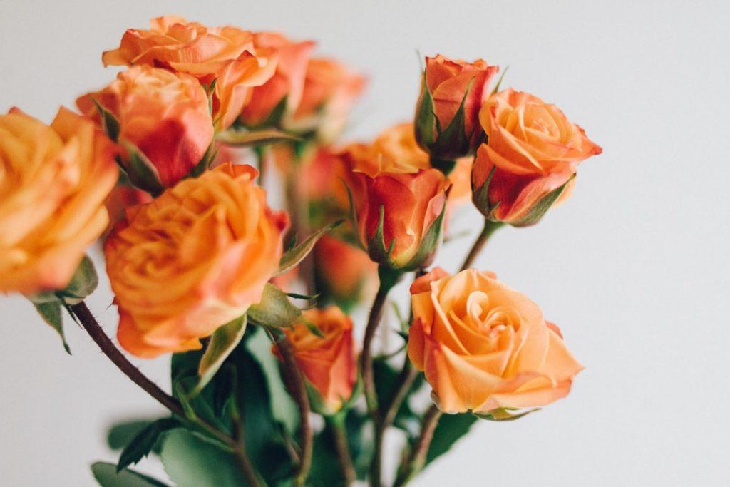 flores para boda de otoño