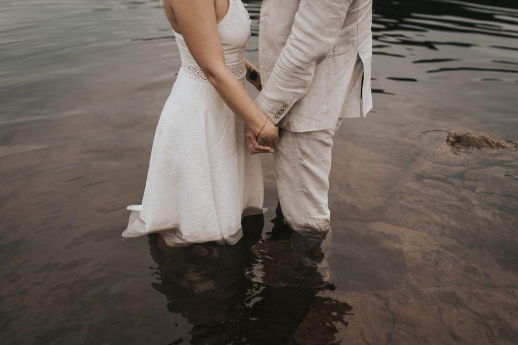 diferencia entre boda religiosa espiritual y civil