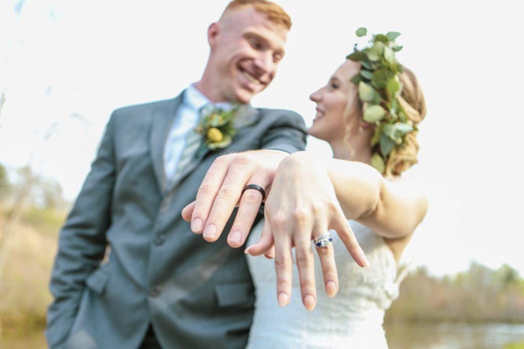alianzas de boda únicas