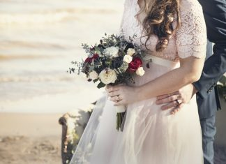 Una boda en la playa