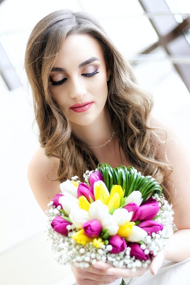 cómo retocar el maquillaje en tu boda