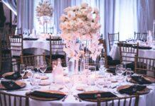 Celebrar una boda en un restaurante